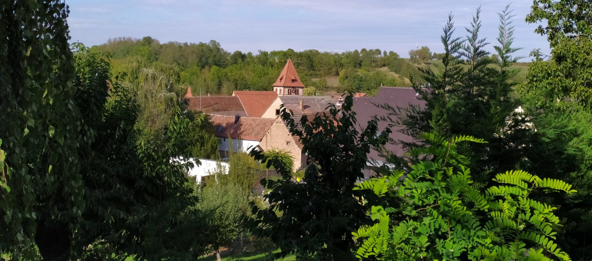 Mairie de Wintzenheim-Kochersberg